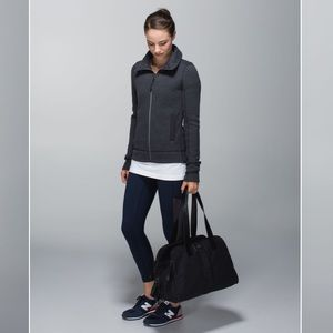 Lululemon en route jacket size 4